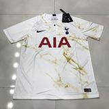 Camisa Tottenham Branca no Mercado Livre Brasil 24286e0761a8f