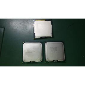 Kit 3 Processadores Intel, 2 É Socket Lga 775 E 1 É Lga 1155