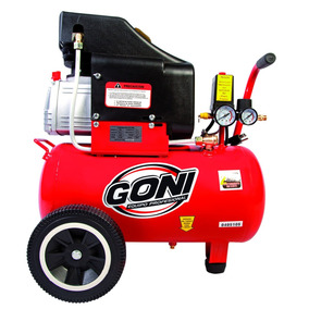 Compresor Goni 2.5hp 24lts Mod. 960