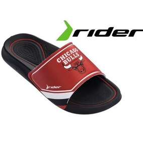 Chinelo Rider R Line Nba Bulls Preto Vermelho - 11168. 1 vendido - São  Paulo · Chinelo Sandália Papete Slide Chicago Bulls Nba Original e4ab9d439c8