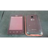 Smartphone Lg D125f - Não Liga E Tela Quebrada