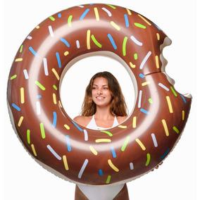 Dona Chocolate Flotador Inflable Floatie Kings