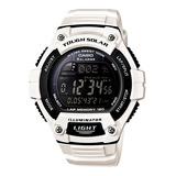 Reloj Casio Tough Solar Chrono Alarm Ws220c7bvdf | Original