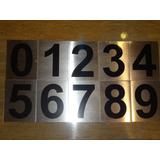 Números Metálicos Casas / Oficinas / Pared / En Oferta