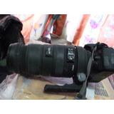 Camara Canon Rebel Xt3i , Con Lente Sigma Dg 120-400 Mmm 1:4