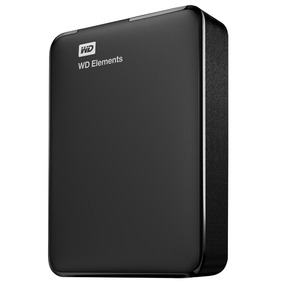 Disco Rígido Externo Western Digital Elements 2tb