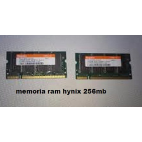 Memoria Ram Hynix 256mb Ddr Pc 2700s-25330 333mhz
