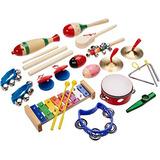 Instrumentos Musicales De Mini Banda Para Niños Xilófono De
