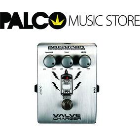 Pedal P/ Guitarra Rocktron Valve Charger Drive - Loja Palco