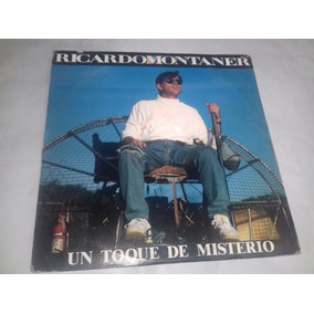 Lp Ricardo Montaner Un Toque De Misterio