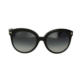 e2a6861a3cc2f Óculos De Sol Tom Ford Whitney Preto - Óculos no Mercado Livre Brasil