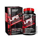 Lipo 6 Black Ultra Concentrate 60 Caps Aprovado Anvisa + Fda