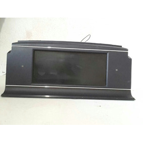 Display De Rádio Da Mercedes C-class W204 07-13 A2048205497-