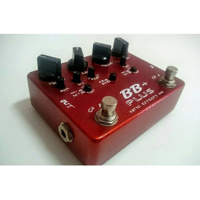Pedal Overdrive Bb+ Plus Xotic