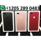 Nuevo Apple Iphone 7 Plus 256gb Desbloqueado