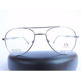 Oculos Estilo Caçador Para Grau    Novo Com Frete Gratis b68312b3dd