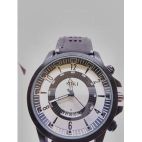 Relógio Masculino Soki Original Resistente A Água Novo!