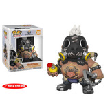 Funko Pop! Overwatch - Roadhog #309 - Super Sized (15 Cm)