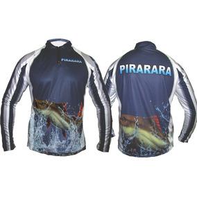 Camisa De Pesca Pirarara Com Fator Uv