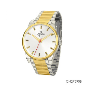 a83e6957ea50b Relogio Champion Elegance Masculino - Relógios no Mercado Livre Brasil