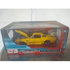Mustang Gt 1967 1:24