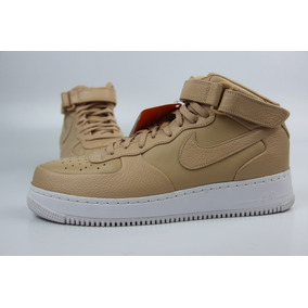 Tênis Nike Nikelab Air Force 1 Mid - Sneaker Couro Premium