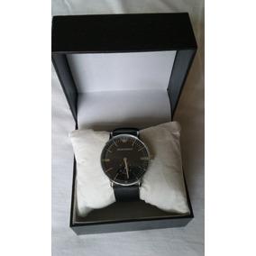 2014629f266 Lindo Relógio Emporio Armani Ar0186 Social Fundo Branco - Relógios ...
