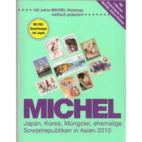 Catálogo Michel De Japão/coréias/ex-urrs 2010 - Usado