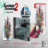 Xenoblade Chronicles 2 Edicion Especial De Interruptor De Ni