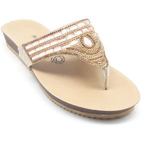 Sandalias Dama Huarache Calzado Zapato Casual Chancla Ca1766
