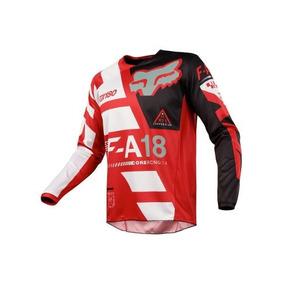 Camiseta Fox 180 - Roupa para Motociclista no Mercado Livre Brasil 09d588cf40a
