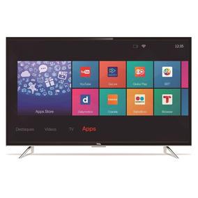 Smart Tv Led 43 Polegadas Tcl L43s4900fs Full Hd Conversor D