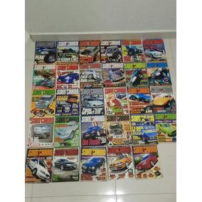 Revista Som & Carro - Várias Edições