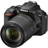 Nikon D5600 Cámara Réflex Digital Con Lente 18-140mm 1577