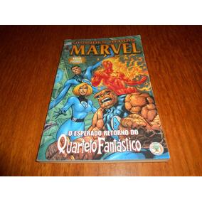 Hq Grandes Herois Marvel 4. O Retorno Do Quarteto Fantastico