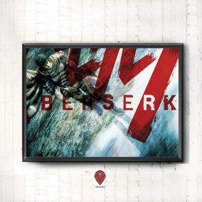 Pôster/moldura/quadro - The Berserker