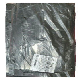 Saco Plástico Carga Média 100 Litros Preto Reforçado Leiraw