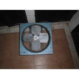 Extractor/ventilador Industrial, 1 Hp, 110/220 Vol. 10/5 Amp