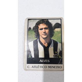 Futebol Cards Ping Pong Atletico Mineiro: Alves
