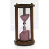 Reloj De Arena De Madera 5 Min 16 X 8