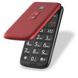 Celular Para Idoso Dual Chip Botao Sos 32gb Radio Fm Mp3 Sms
