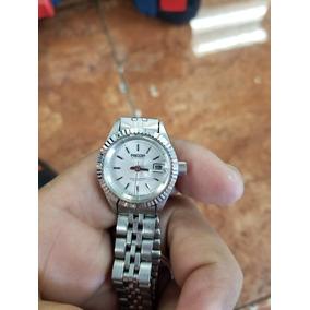 Reloj Ricoh Automatico Para Dama Con Detalle