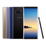 Samsung Galaxy Note 8 64gb Duos / Single Sellado 5 Tiendas