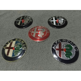 Emblema Alfa Romeo 74mm Capu Porta Mala 145 147 156 164