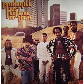 Mandrill Various - Just Outside Of Town - Lp - Vinilo