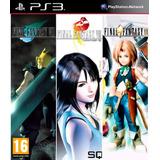 Final Fantasy 7 - 8 - 9 Ps3 Digital Español Gcp