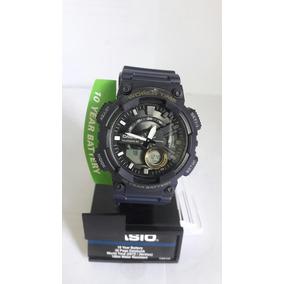 4f731dff095 Casio Aeq 110w 2avdf - Relógios no Mercado Livre Brasil