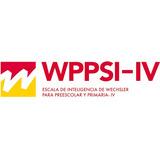 Wppsi Iv Escala De Inteligencia De Wechsler Para Preescolar
