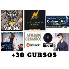 Fórmula Negócio Online+ Afiliado Viking + Bolt + 35 Cursos