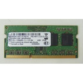 Memoria 4gb Ddr3 Smart Para Notebook